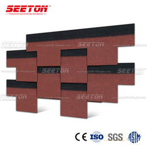 Spanish Red Asphalt Shingles Supplieranufacturers At Alibaba