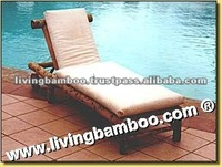 BAMBOO OUTDOOR LOUNGE