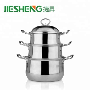 Mexican kitchen inox cooking sets Enterprise Quality Cookware