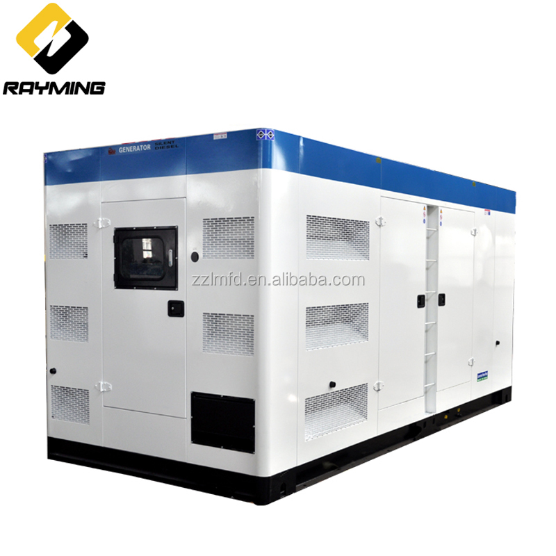Powered by Cummins 300kva industrial engine diesel generator 240kw 300kva power generator with high quality