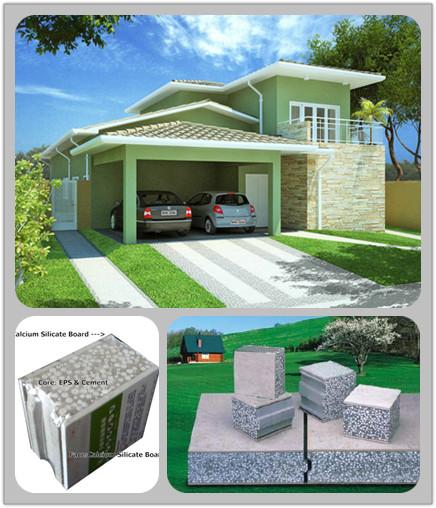 Daquan casa pr fabricada nuevo material de construcci n - Material de construccion segunda mano ...