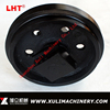 Big Roller For SH50 Excavator Idler Mini Excavator Undercarriage parts