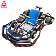 Low price mini adults and kids racing petrol go karts with 1 or 2 seats