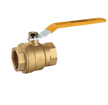 Wholesale Customized Good Quality PN-25 Brass Ball Valve Gas Range Safety Valve