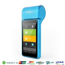 handheld type android edc pos terminal for India market
