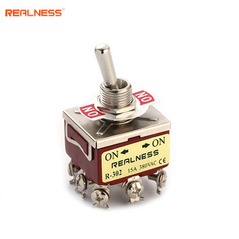 Push Button Type Normally Closed 15a 380vac Rocker Toggle Switch - Buy 380v  Toggle Switch,15a Toggle Switch,Push Button Switches Product on