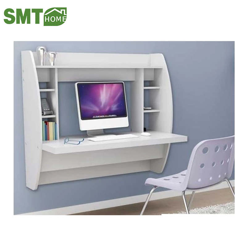 Latest Panel Wooden Cheap Wall Mounted Computer Desk Design - Buy Wall  Mounted Computer Desk,Laptop Computer Desk,Modern Computer Desk Product on  ...