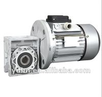 Combined Worm Gearbox Gear Unit