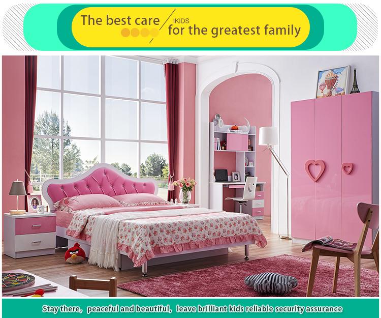 Camera Da Letto Color Rosa : B colore rosa bambini bambino camera da letto mobili per il
