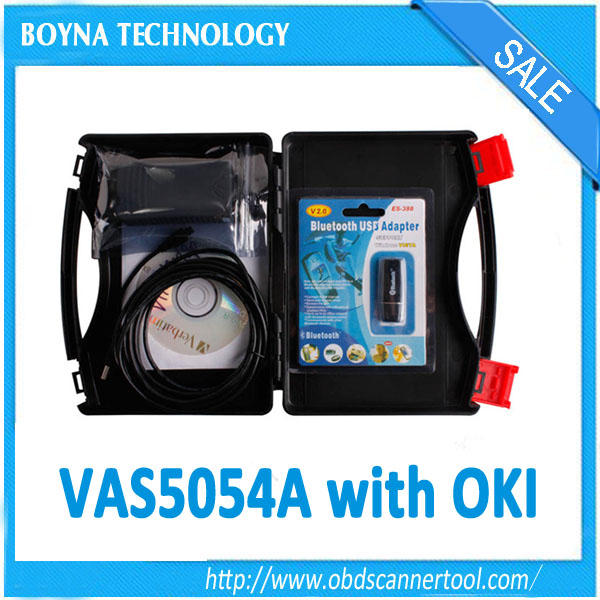 Favorites Compare 2014 New Arrival VAS 5054A VAS5054A with Multi-language diagnostic tool vas 5054a