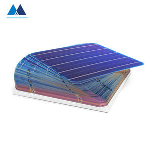 Buy PERC mono solar cell grade A high efficiency 4BB 5bb photovoltaic cells for building panels