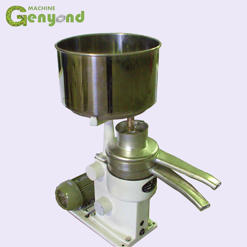 GY Factory cheap Price Stainless Steel Small Capacuty Dairy Milk Electric Cream Separator