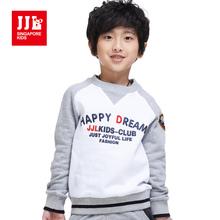 Boys Sweatshirt Kids Fall Clothes Junior Sweatshirts Vintage British Style 3 16Y