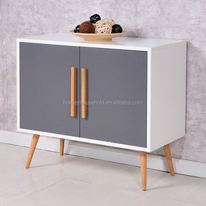Teak Indoor Buffet Sideboards Wooden Furniture Indonesia TV Cabinets Stands