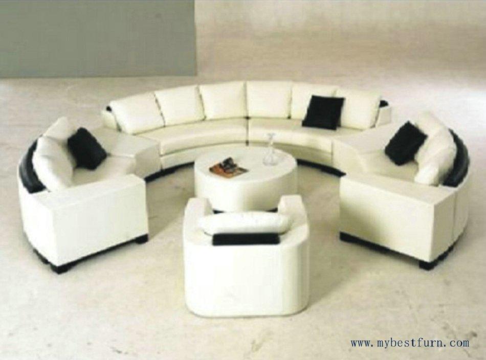 luxus sofa extra gro e sofa sch ne echtem leder sofas runde sofa f rs hotle villa m bel nach. Black Bedroom Furniture Sets. Home Design Ideas
