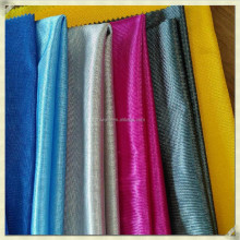 China high quality dazzle velvet waterproof fabric for smooth home textile