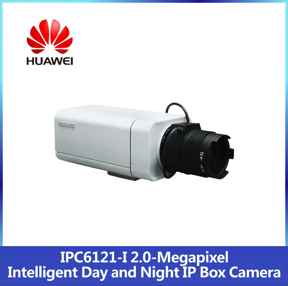 HUAWEI Security Camera IPC6121-I Intelligent IP Box CCTV Camera with low price