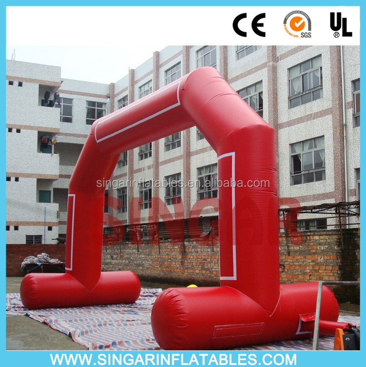 High quality cheap inflatable arch with different design