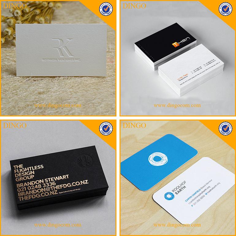 Hot Sale Transparent Clear Plastic Business Cards / Pvc Name Card ...