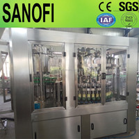 Energy saving Carbonated soft drinks filling machines, Sparkling Wine Filling Machine(DGCF Series)