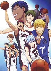 Japanese Anime Kuroko's Basketball / The Basketball Which Kuroko Plays - High Grade Laminated Poster