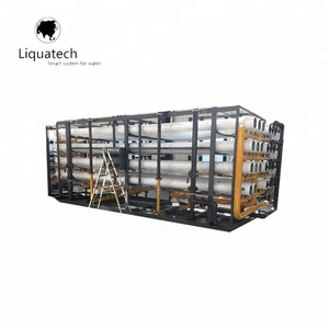 1m3/hour Seawater desalination RO Plant/RO filter water systems