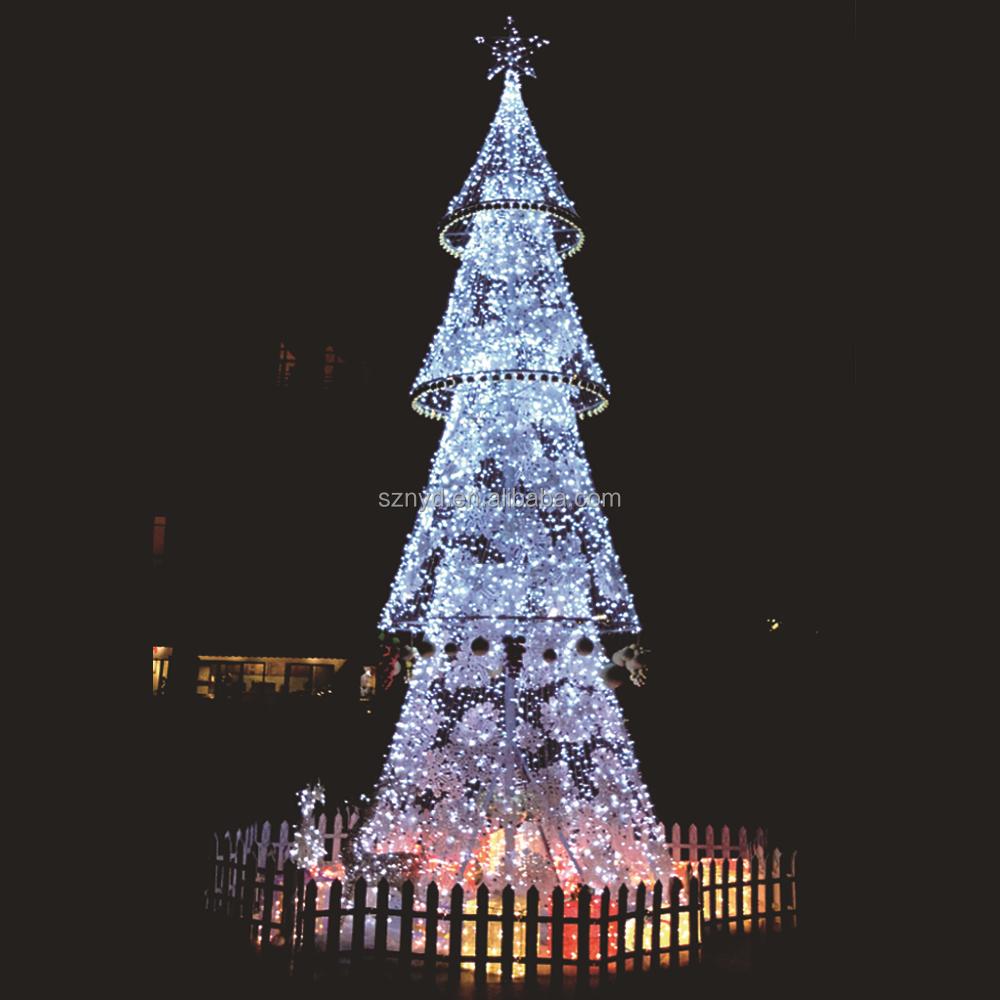 Factory Price Giant Led Christmas Tree Led Christmas Tree ...
