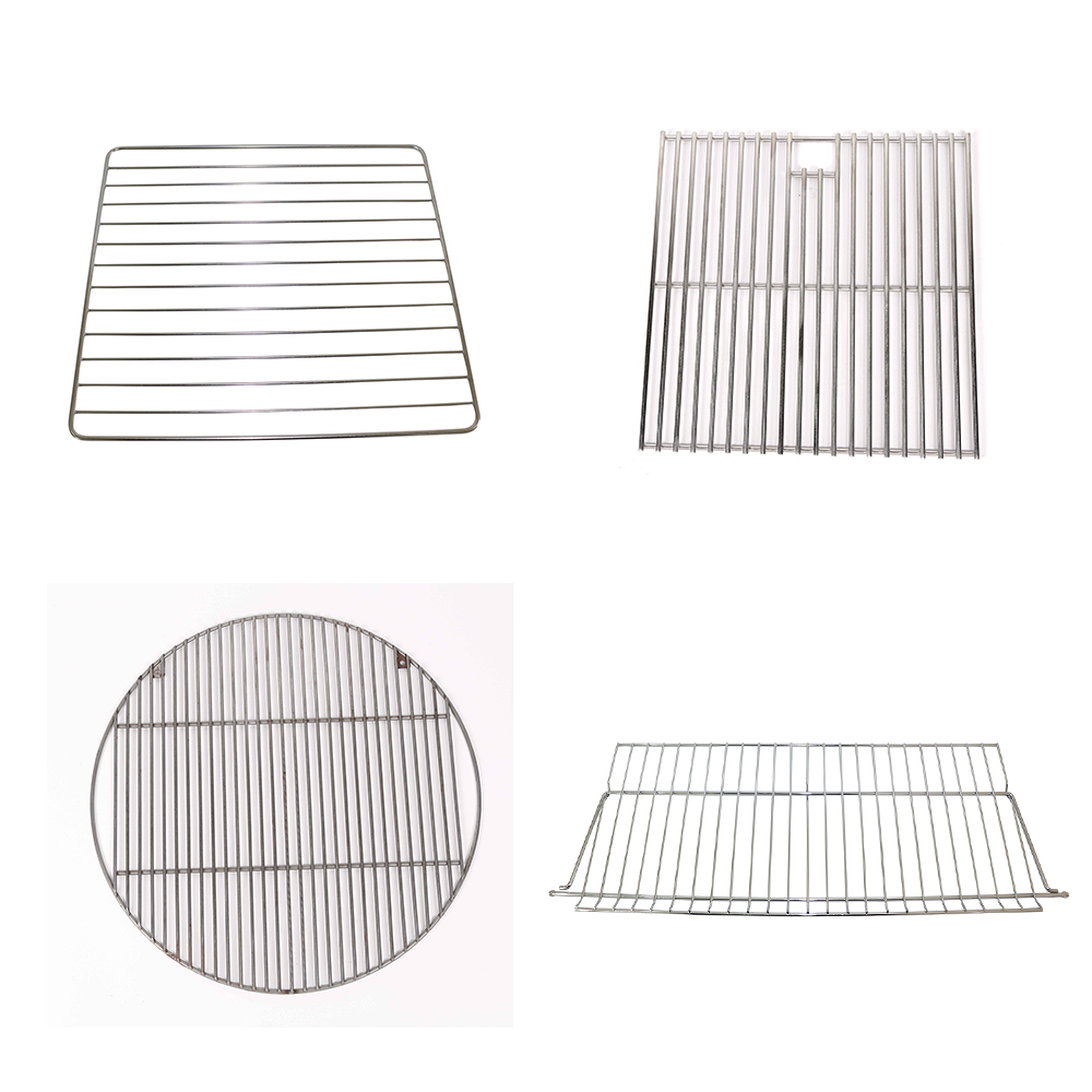 Factory custom make stainless steel baking oven rack