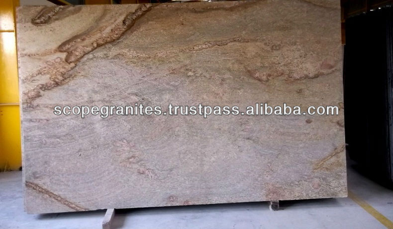 Imperial Gold Granite from India