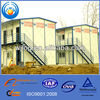 low cost prefab house, concrete sandwich panel house, prefab beach house