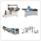 Static powder coating processing line