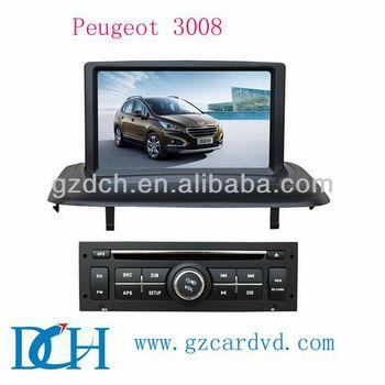 Dvd Car Audio Navigation System For Peugeot 3008 Ws-9419 - Buy Dvd Car  Audio Navigation System 3008,Dvd Car Audio Navigation System,Dvd Car Audio