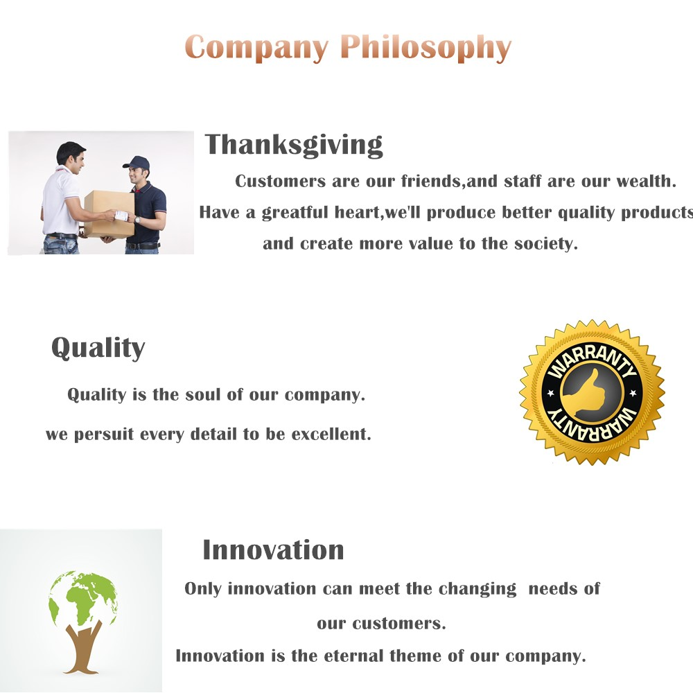 company philosophy