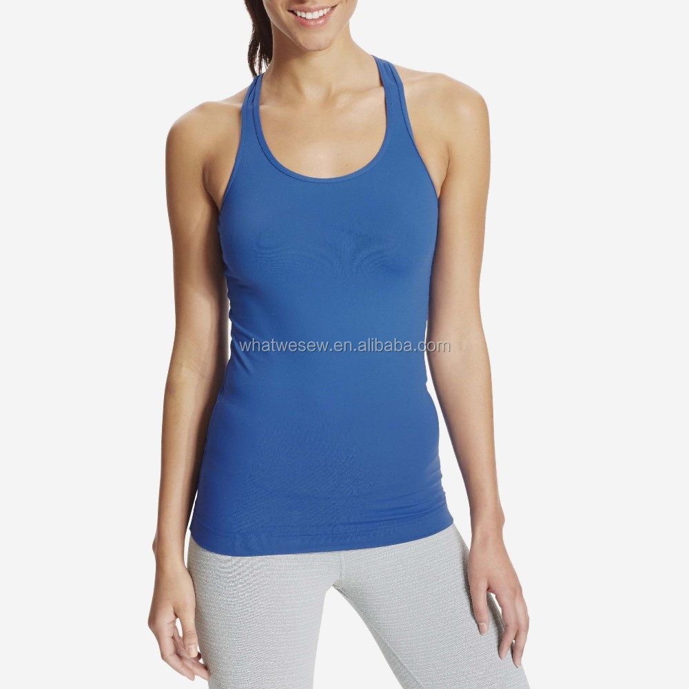"""The bow tanks add a feminine touch to your workout wear, showing that you can be both feminine and strong, or as one of their shirts describes, """"muscles and mascara"""". Shop for your adorable Glam Up fitness tank here."""