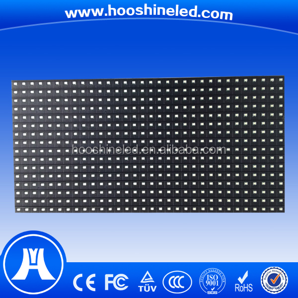stable work p10 smd3528 white color outdoor advertising led display screen prices
