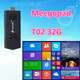 2015 Arrival! meegopad t02 mini pc 2g 32g quad core window pc meegopad t02 WiFi BT super mini pc digital mini tv stick