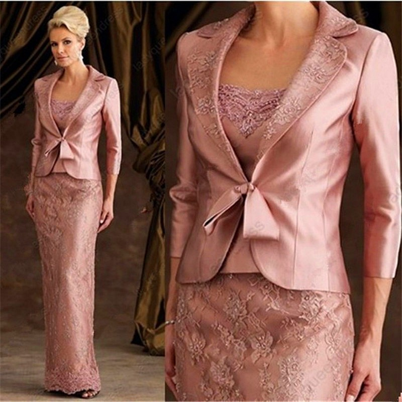 Hot Sale A Line Mother Of The Bride Dresses With Jacket
