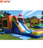 Dream popular Water Bounce House Jump House commercial inflatable combo Jumping Bouncy Castle inflatable bouncer slide