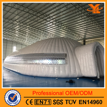 Giant Outdoor Inflatable Light Tent House for Sale, Portable Inflatable Light Tent for Party or Events