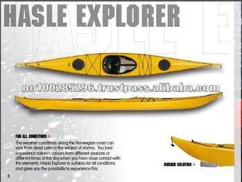 hasle explorer kajak