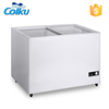 DC-250FG Glass Door Multifunction Chest Freezer With Ice Maker