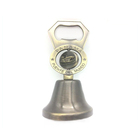 Souvenirs Crafts Bronze Bronzesouvenir Souvenir Metal Bells Souvenirs Panama Metal Crafts Anti Bronze Multi-funtion Bottle Opener Mini Table Bell