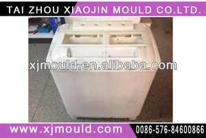 plastic double layer wash machine/washer injection molding supplier