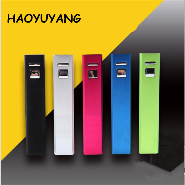 Best Power Bank Portable Lithium Power Bank 2600mah For IPhone/Sansung/HTC Cell Phones