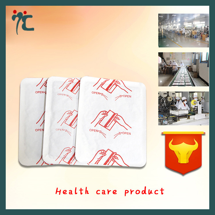 custom magnetic chinese herbal menstrual pain relief patch