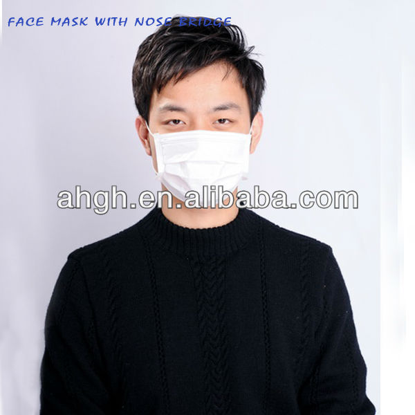 face mask surgical non-woven mouthguard
