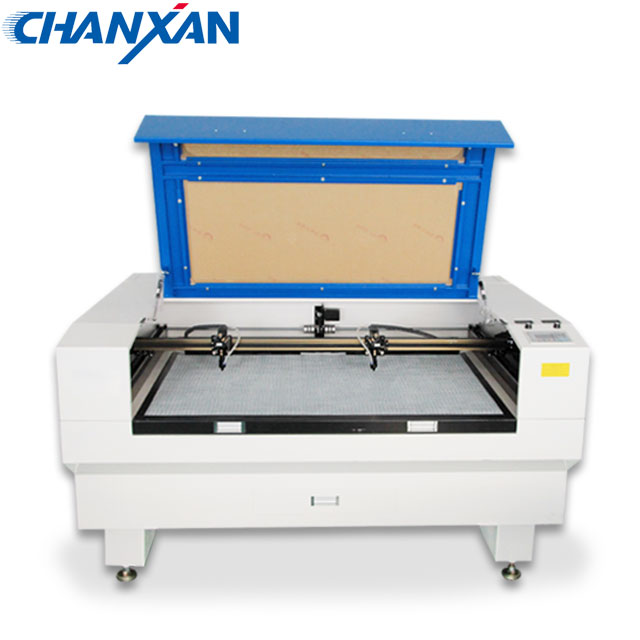 Chanxan co2 fabric 레이저 cutting machine 1610 대 한 garment industry