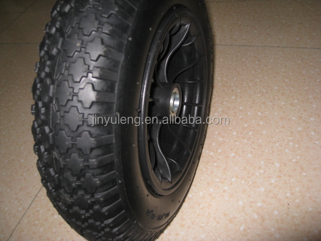 16x400-8 wheelbarrow tire