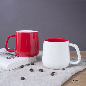 Low price cup of coffee ceramic