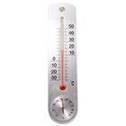 Red Alcohol Thermometer Glass Price No Battery Thermometer Hygrometer